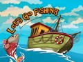 Spel Let`s go Fishing