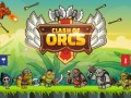 Spel Clash of Orcs