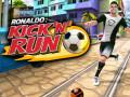 Spel Cristiano Ronaldo Kick`n`Run