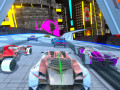 Spel Cyber Cars Punk Racing
