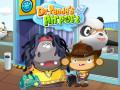 Spel Dr Panda Airport