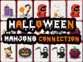 Spel Halloween Mahjong Connection