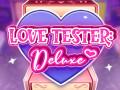 Spel Love Tester Deluxe