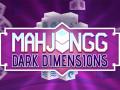 Spel Mahjong Dark Dimensions