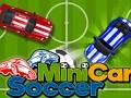 Spel Minicars Soccer