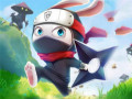 Spel Ninja Rabbit