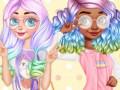 Spel Princesses Kawaii Looks and Manicure
