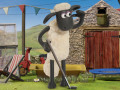 Spel Shaun The Sheep Baahmy Golf