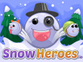Spel SnowHeroes.io
