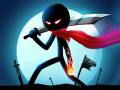 Spel Stickman Fighter: Space War