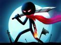 Spel Stickman Fighter: Space War
