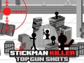 Spel Stickman Killer Top Gun Shots