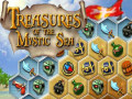 Spel Treasures of the Mystic Sea